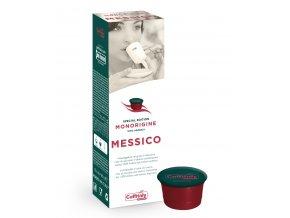 Kapsle s mexickou kávou Messico Monorigine 10kusů do Tchibo Cafissimo