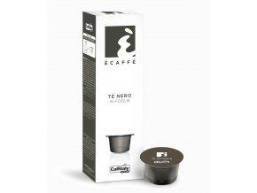 Kapsle černý čaj TÉ NERO 10kusů do Tchibo Cafissimo
