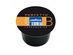 Kapsle Lavazza Blue Very B Perfetto 100% Arabica 1 kus