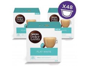Kapsle Nescafé Dolce Gusto Flat White 3 BALENÍ