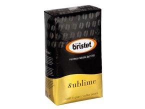 Bristot Sublime zrnková káva 1 kg