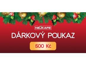 DarkovyPoukaz 500