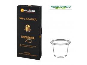 capsule espresso70 arabica