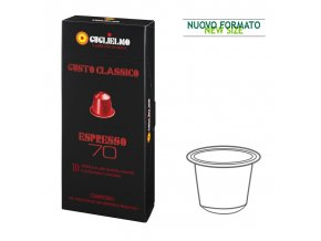 capsule espresso70 classico