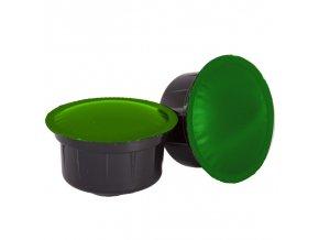 Capsula Caffitaly green