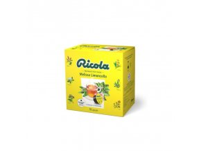 10 capsule tisana ricola melissa limoncella compatibili nescafe dolce gusto