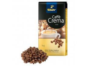 Zrnková káva Tchibo Caffé Crema Mild 1kg