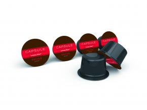 Kapsle Caffitaly Deciso do Lavazza Blue® 96 kusů. Cena kapsle 4,90 Kč