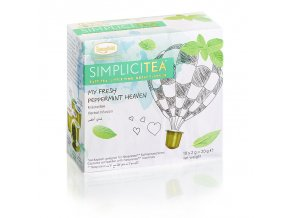 26130 Simplicitea Packshots Fresh Peppermint