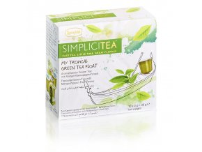 26120 Simplicitea Packshot Tropical Green Tea
