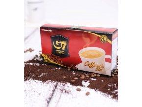 Instantní káva Trung Nguyen G7 3v1 20 porcí