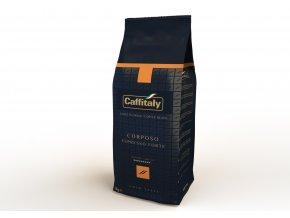Caffitaly GOLD TASTE Corposo beans