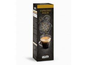 caffitaly espresso rhum capsula big