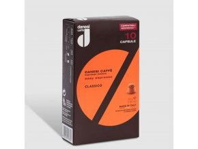0000431 danesi caffe classic capsules in a box 600