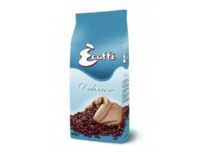 Zrnková káva Caffitaly Ecaffé Delizioso 1kg 100% Arabica