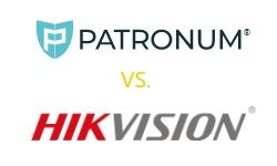 AHD kamery PATRONUM vs. HIKVISION