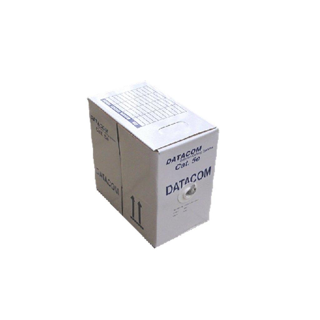 FTP kabel (drát) cat.5, double jacket, (vhodný do země)