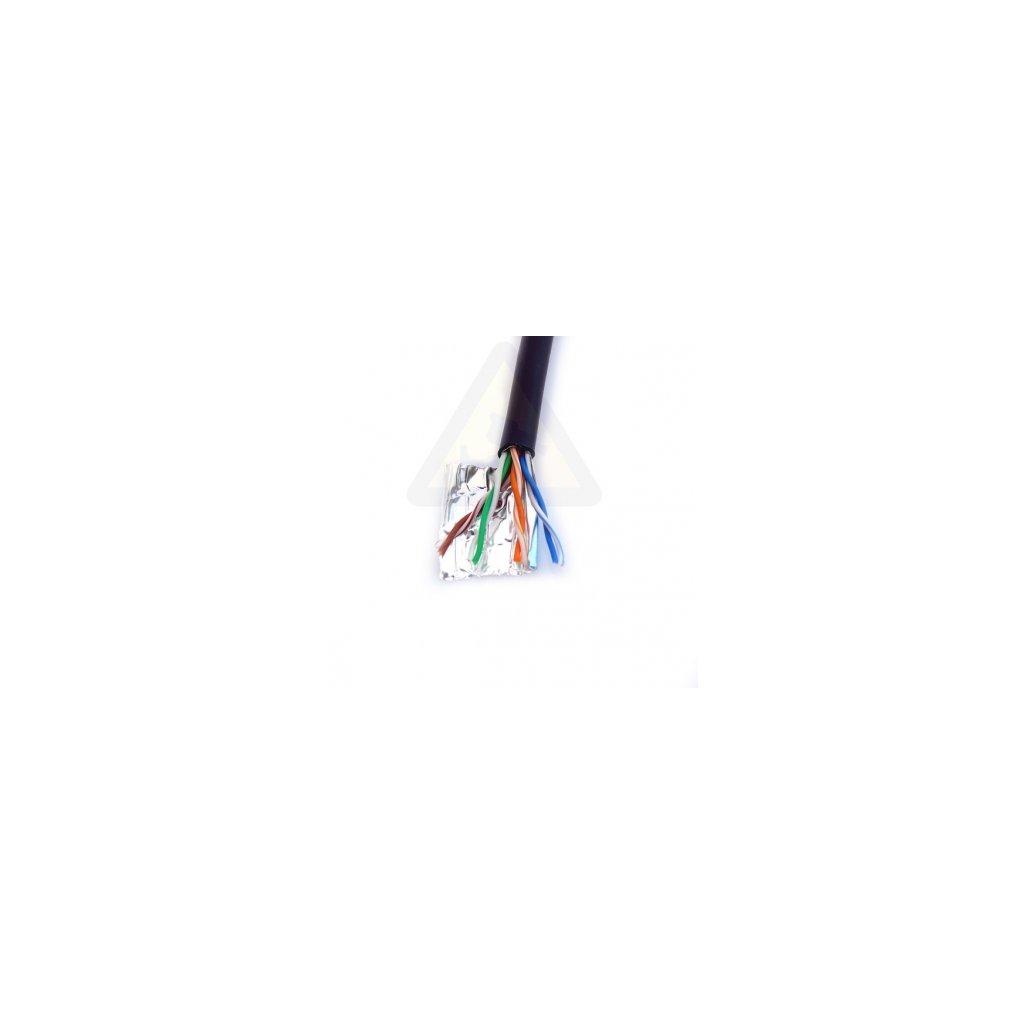 FTP kabel (drát) cat.5 venkovní - metráž