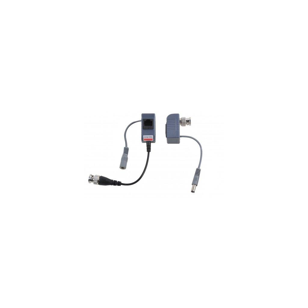 Twistový převodník PR-213T/R cena za sadu