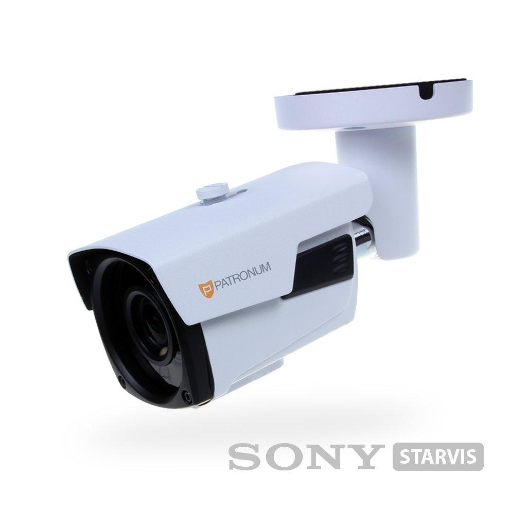 2.0Mpx AHD bezpečnostní kamera PATRONUM PR-B50AHDWT20ZFV1