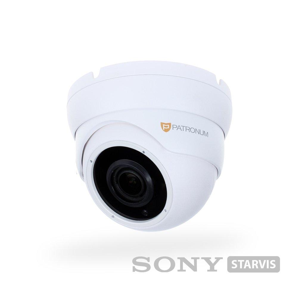5.0Mpx AHD bezpečnostní kamera PATRONUM NK-D40WTA50