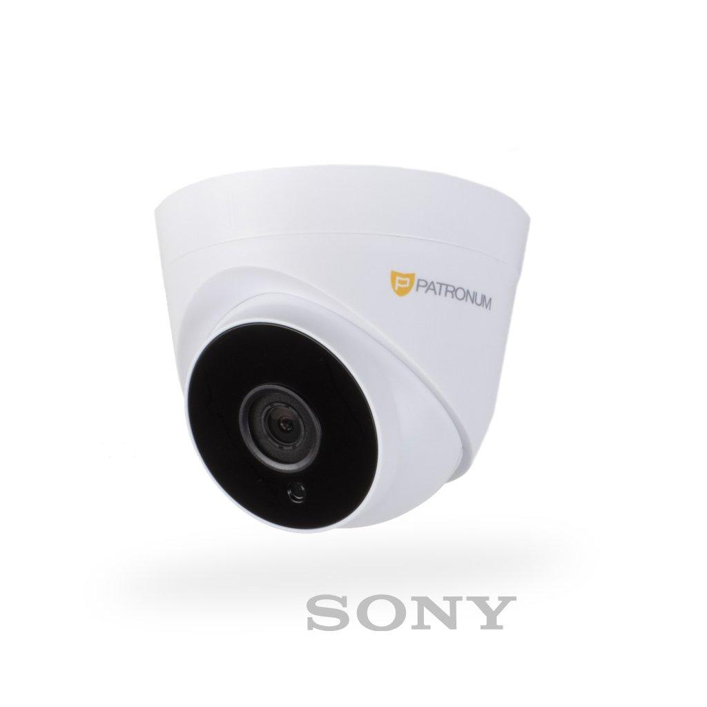 5.0Mpx AHD bezpečnostní kamera PATRONUM PR-D20AHDWT50FV1p