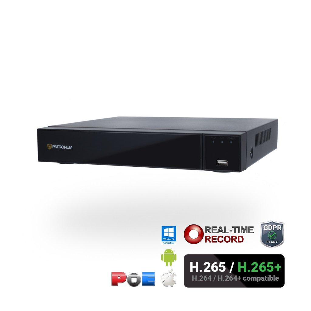 IP rekordér PATRONUM PR-NVR950HPOE4V1