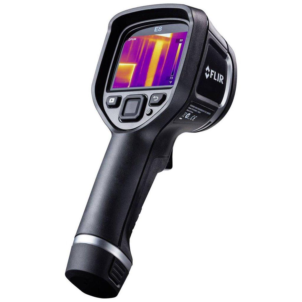 Termokamera FLIR E8XT