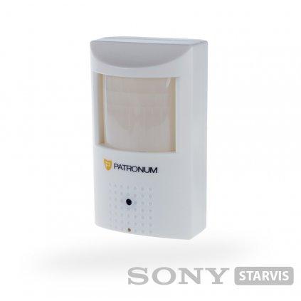 2.0Mpx AHD bezpečnostní kamera PATRONUM PR-PIR0AHDWT20FV1p