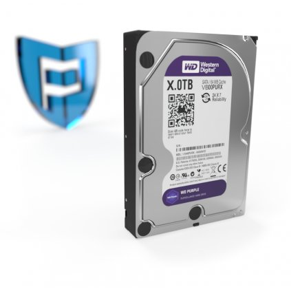 Pevný disk 1000GB WD PURPLE