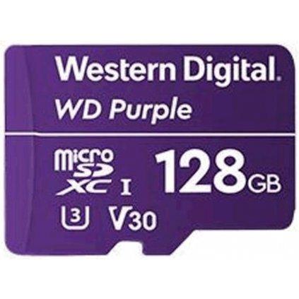 Paměťová karta WD PURPLE 128GB