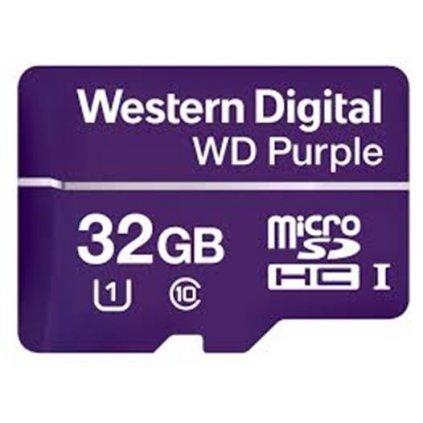 Paměťová karta WD PURPLE 32GB