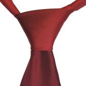 Poloviční windsorský uzel na kravatu Manhattan