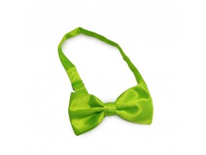 Zelený motýlek