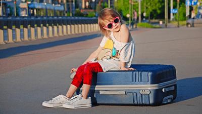 Jak vybrat dětský kufr na kolečkách?