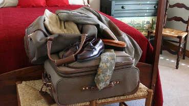 Jak si sbalit příruční zavazadlo do letadla?