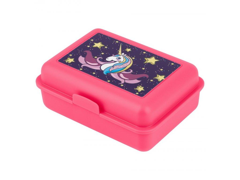 64710 5 baagl box na svacinu unicorn