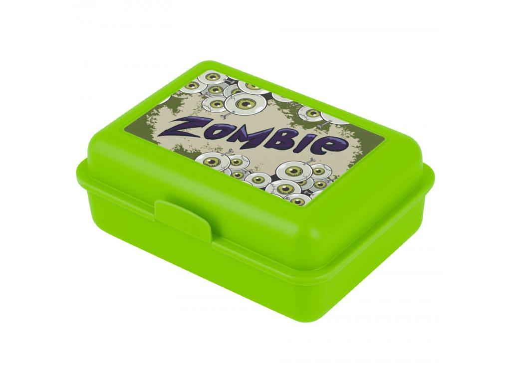 63450 5 baagl box na svacinu zombie