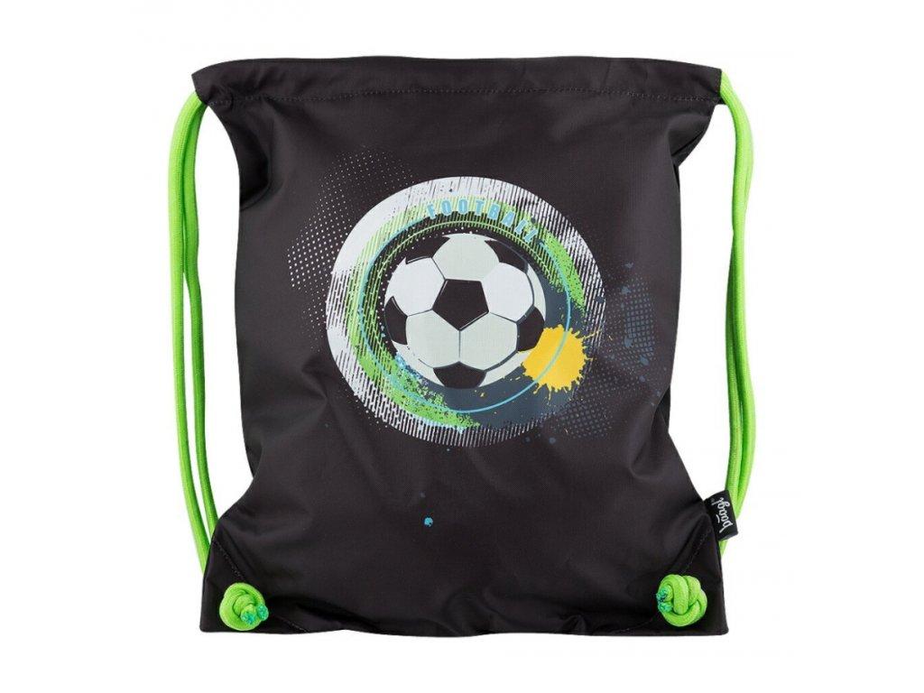 63663 3 baagl sacek na obuv fotbal ball