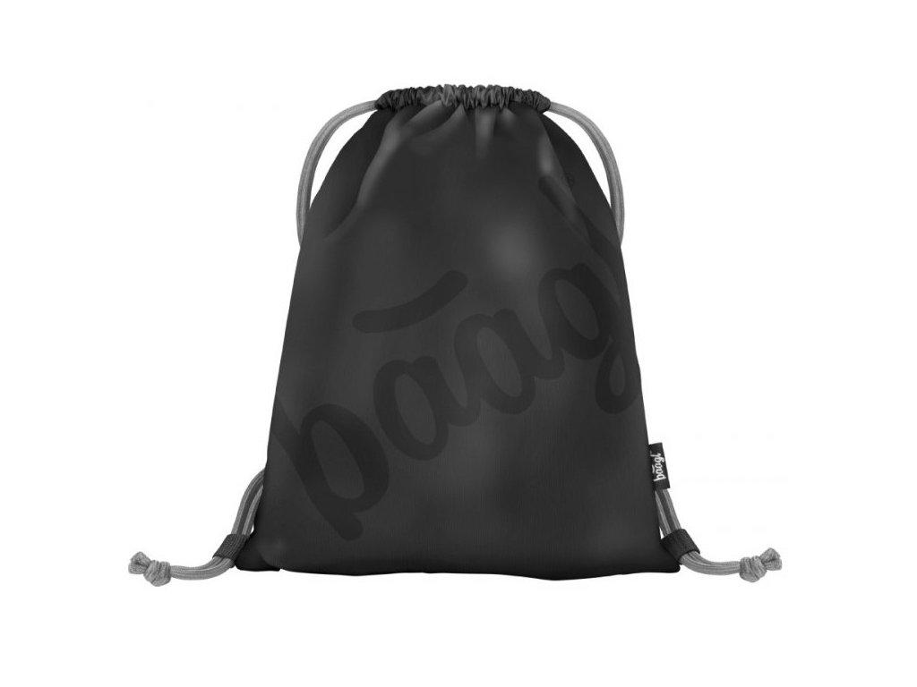 62136 2 baagl sacek na obuv logo black
