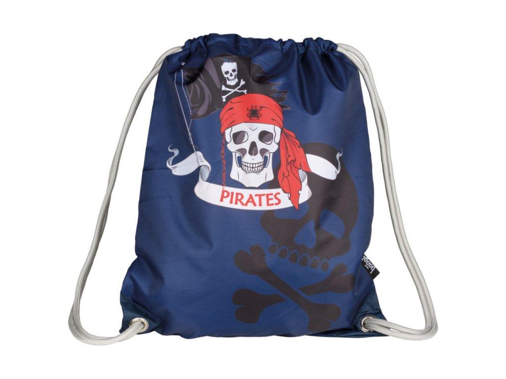 61968 2 baagl sacek na obuv pirati