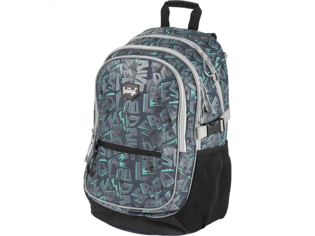 61962 6 baagl skolni batoh cool