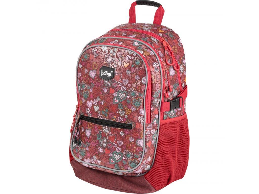 62001 6 baagl skolni batoh love
