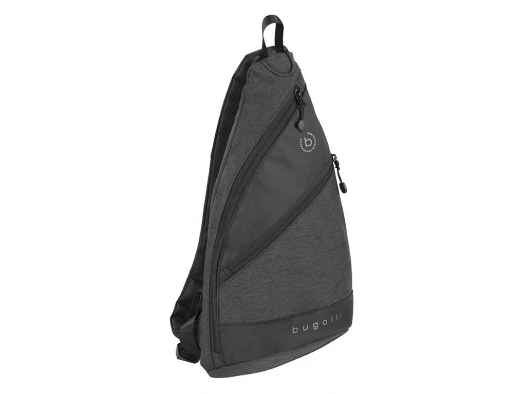 172126 2 batoh bugatti universum cross sling black