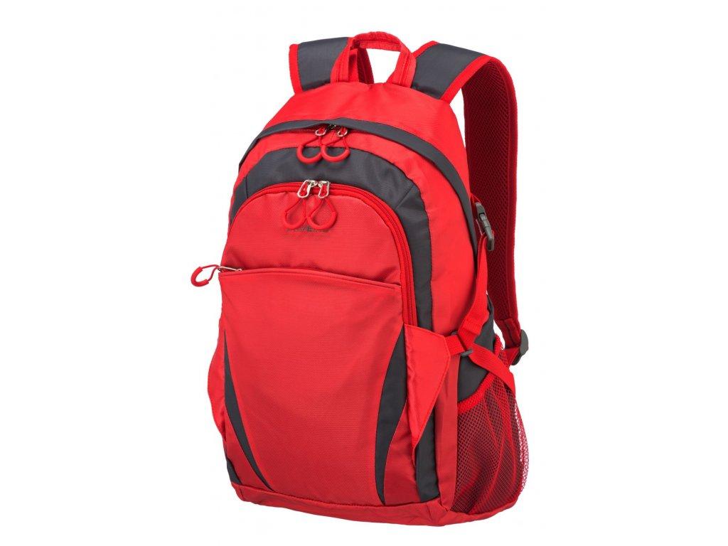 188860 batoh travelite basics red