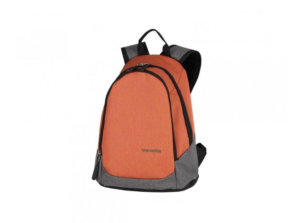 173305 3 batoh travelite basics mini oranzova