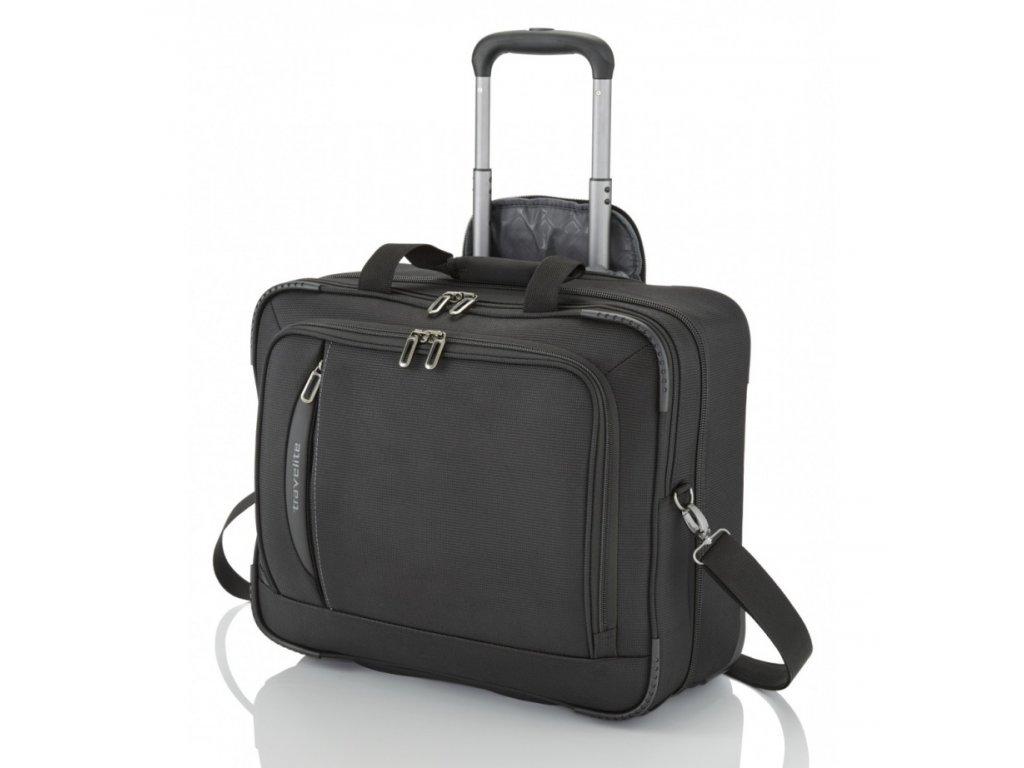 165181 7 business kufr travelite crosslite black