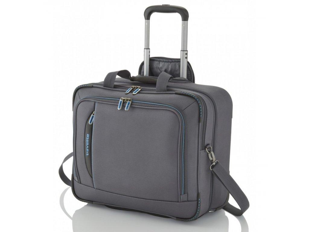 166516 6 business kufr travelite crosslite anthracite