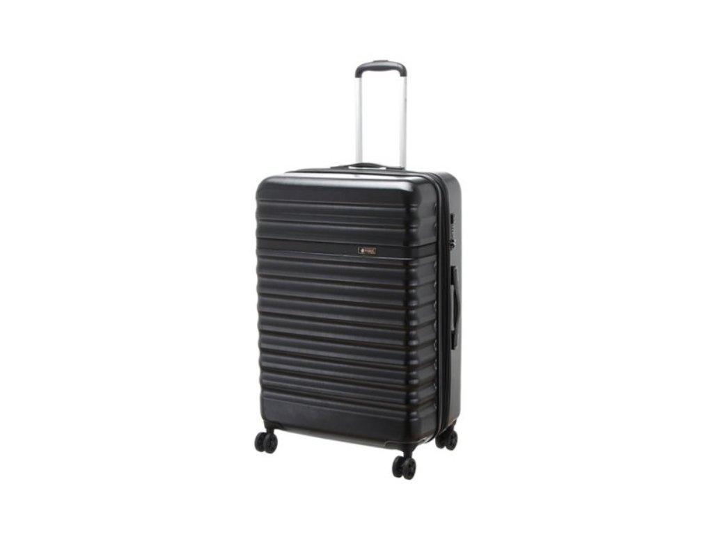 169378 5 cestovni kufr bugatti corium m black