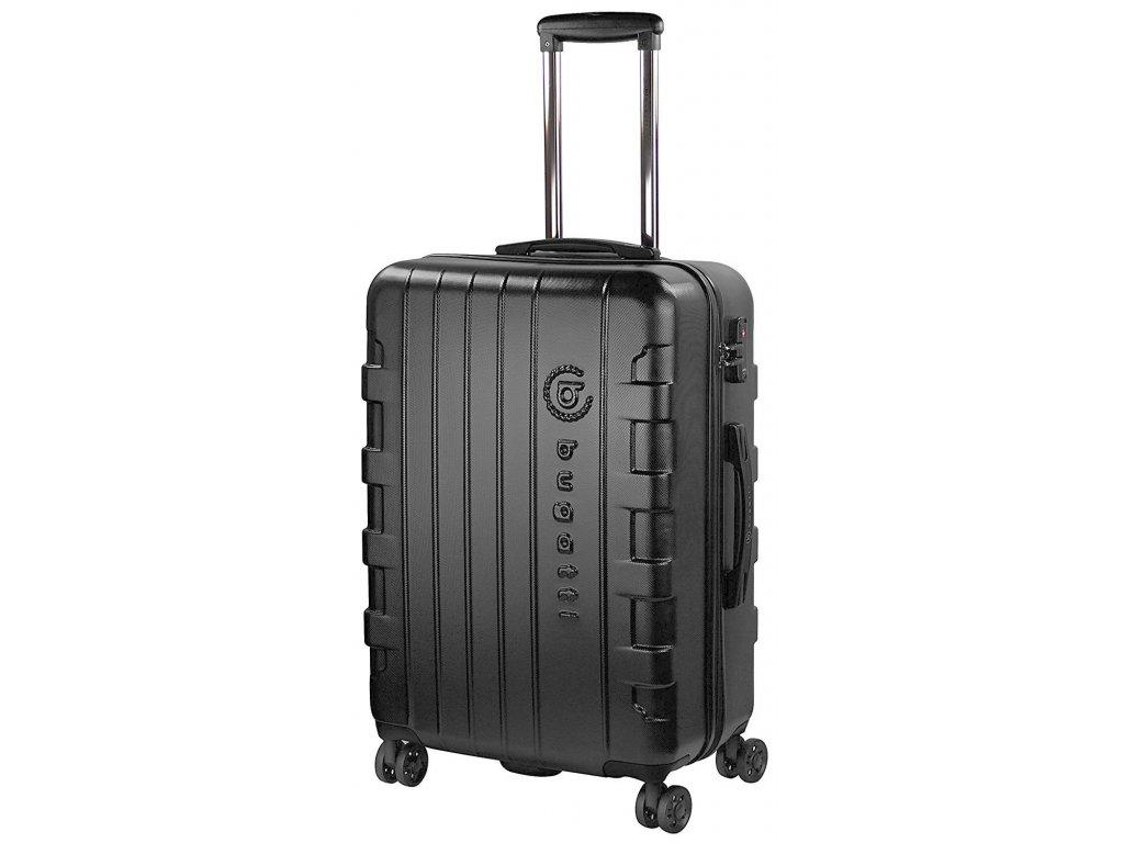 169363 6 cestovni kufr bugatti galatea m black